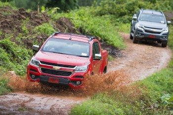 Chevrolet Colorado và Trailblazer vượt qua những thử thách gì trước khi về Việt Nam ?