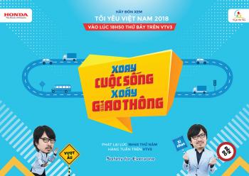 Tôi yêu Việt Nam chuẩn bị lên sóng truyền hình và VOV Giao thông