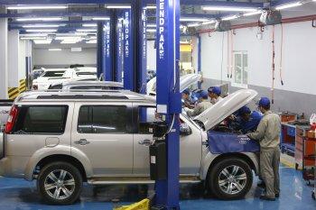 Ford Việt Nam triển khai chương trình hậu mãi đặc biệt cho khách mua xe
