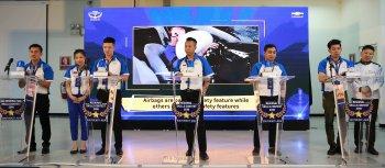 Việt Nam đạt giải Nhì cuộc thi Kỹ năng bán hàng Chevrolet Đông Nam Á