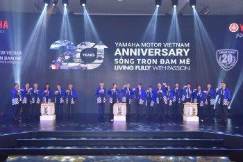 Yamaha Motor Việt Nam 20 năm một hành trình