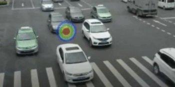 """Trung Quốc dùng camera âm thanh để trị tài xế """"thích"""" bấm còi"""