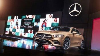 Mercedes-Benz A-Class L sản xuất riêng cho Trung Quốc
