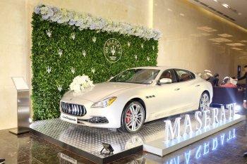 Trải nghiệm những kiệt tác từ thương hiệu xe Ý Maserati