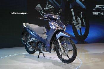 Honda Future FI 125cc mới ra mắt khách hàng Việt, giá từ 30 triệu đồng