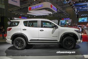 Chevrolet Việt Nam bất ngờ công bố giá bán Trailblazer