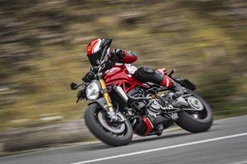 Ducati ra mắt xe trang bị radar trước và sau vào năm 2020