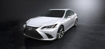 Lexus ES 2018: Lịch lãm đầy khiêu khích