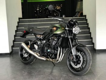 Kawasaki Z900RS giá 395 triệu đồng tại Việt Nam