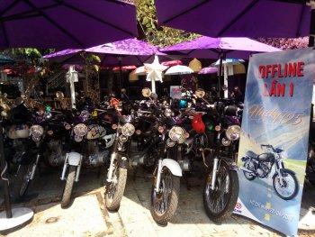 SYM Việt Nam tổ chức buổi offline đầu tiên cho dân chơi xe Husky 125 Classic
