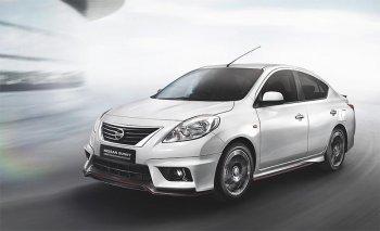 Bán chậm, Nissan Sunny vẫn tăng giá hơn 10 triệu đồng