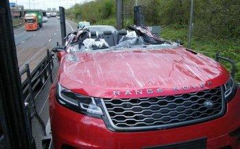 """Màn chế tạo cực độc Range Rover Velar """"mui trần"""" đầu tiên trên thế giới"""