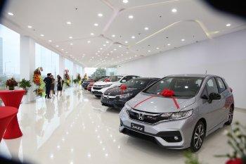 Honda Việt Nam khai trương Đại lý Honda Ôtô Phát Tiến