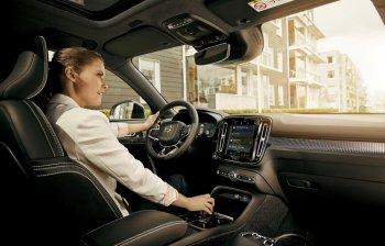 Xe Volvo thêm nhiều tiện ích của Google