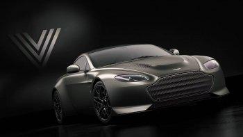 """Aston Martin """"hồi sinh"""" V600 trong hình hài V12 Vantage"""