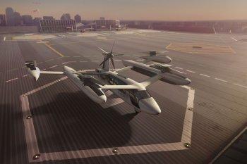 """Uber ra mắt """"taxi bay"""", tham vọng đưa dịch vụ đi chung xe lên bầu trời"""