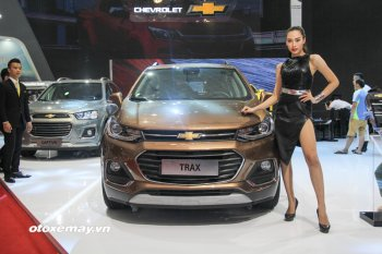 """Vì sao Chevrolet Trax """"biến mất"""" trên thị trường Việt"""