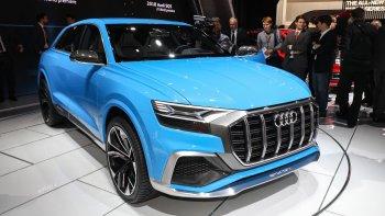 Sau BMW, Mercedes-Benz, Audi tuyên bố không tham gia Triển lãm Detroit 2019
