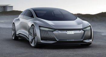 Xe tự lái Audi sẽ lăn bánh vào năm 2021