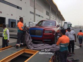 Sở hữu Rolls-Royce Cullinan đầu tiên với 640.000 USD