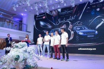 Sôi động sự kiện kỷ niệm 3 năm thành lập Mercedes C-Club Việt Nam