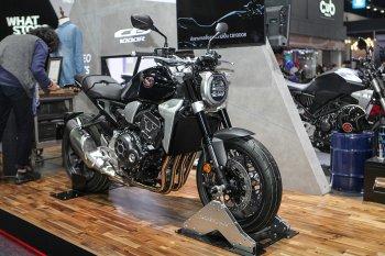 Honda CB1000R Neo Sport Cafe và Honda GoldWing 2018 chuẩn bị ra mắt tại Việt Nam