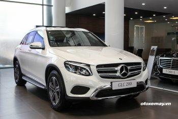 Mercedes-Benz GLC200 mới giá 1,684 tỷ đồng được trang bị những gì ?