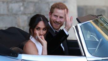 """Chiếc xe """"đẹp nhất thế giới"""" trong lễ cưới của hoàng tử Anh"""
