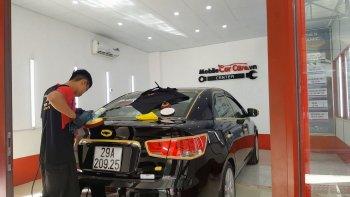 Làm đẹp xe theo chuẩn quốc tế cho khách hàng Bắc Trung Bộ