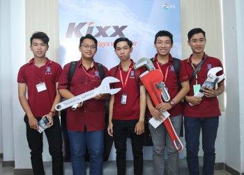 Cơ hội nhận 30 học bổng Kixx tham gia khóa đào tạo sửa động cơ Euro 4
