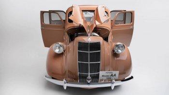 Triết lý xe Nhật cổ điển sẽ được triển lãm trên đất Mỹ