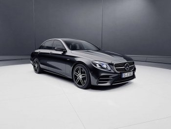 Mercedes E-Class 2019 được nâng cấp động cơ V6 362 mã lực