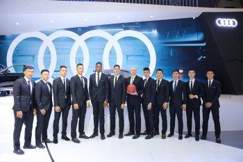 Audi đồng hành cùng giải bóng rổ chuyên nghiệp Việt Nam VBA 2018