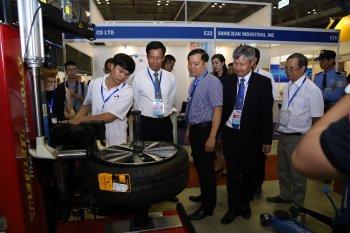 Nhiều hoạt động chuyên ngành sôi động tại Saigon AutoTech 2018