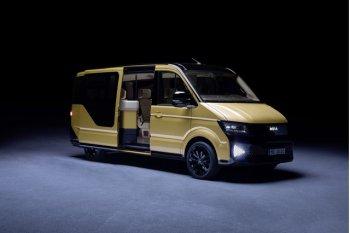 Apple cùng Volkswagen chế tạo xe tự lái chở nhân viên