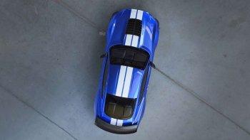 Mustang Shelby GT500 2020 - mẫu xe Ford mạnh nhất trong lịch sử