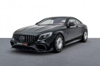 Mercedes S63 Coupe đã đẹp lại còn độ thêm với giá gần 400 nghìn USD
