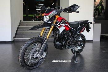 Kawasaki D-Tracker 150 – dành cho người mới chơi cào cào