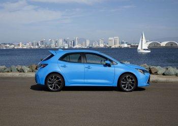 Toyota Corolla Hatchback 2019 có giá dưới 500 triệu đồng