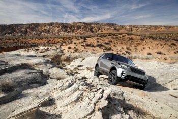 Land Rover nghiên cứu cho ra đời xe tự lái có khả năng off-road