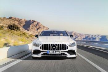 """Xe """"khủng"""" Mercedes-AMG GT 4-Door Coupe sắp ra mắt Đông Nam Á"""