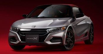 Honda S660 hấp dẫn hơn với gói nâng cấp từ Modulo X