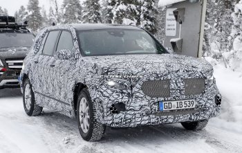 Mercedes-Benz tung crossover hoàn toàn mới GLB vào năm 2019