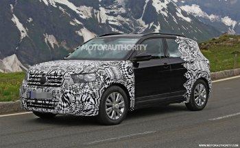 """Volkswagen T-Cross 2019 chạy thử nghiệm, """"thách thức"""" Chevrolet Trax"""