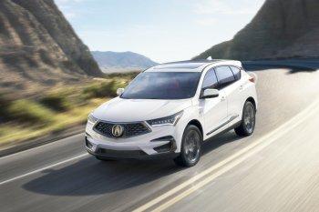 Xe crossover Acura RDX 2019 giá từ 38.000 USD