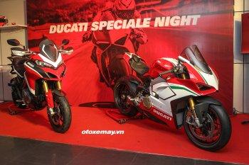 Khách hàng Việt Nam sở hữu Ducati Panigale V4 Speciale và Ducati Multistrada 1260 Pike Peaks đầu tiên tại Châu Á Thái Bình Dương