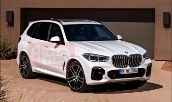 Lộ diện hình ảnh được cho là của BMW X5 2019