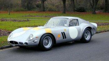 Đấu giá Ferrari 250 GTO thu về 70 triệu USD - phá vỡ giá kỷ lục xe cổ