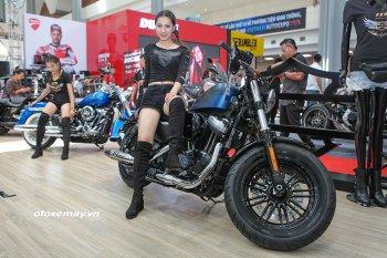 Harley-Davidson mang 9 mẫu xe tới Vietnam Auto Expo 2018