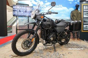Royal Enfield Himalayan chính thức được ra mắt tại Việt Nam